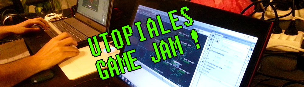 Utopiales Game Jam
