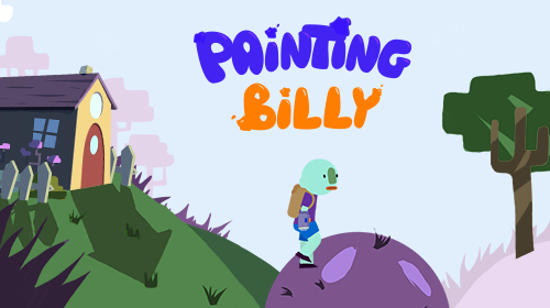 UGJ15-PaintingBilly